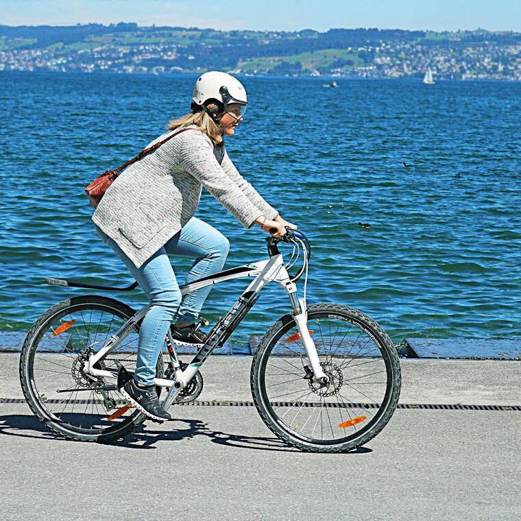 Cp Carachillo e-bike helm - fietshelm met vizier - fietshelm elektrische fiets