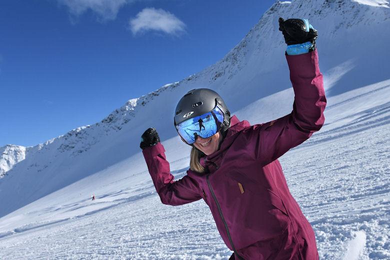 Koop CP beste Snowboard helm met vizier - De Snowboard Helm van de Toekomst!