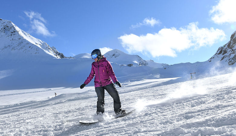 De snowboardhelm met vizier - De snowboard helm van de toekomst!