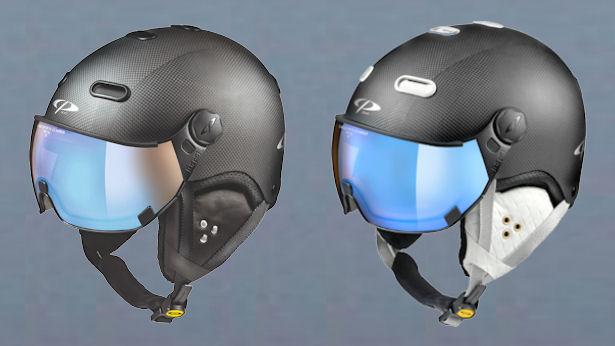 cp carbon ski helmet - cp carachillo - simply the best all in one ski helmet