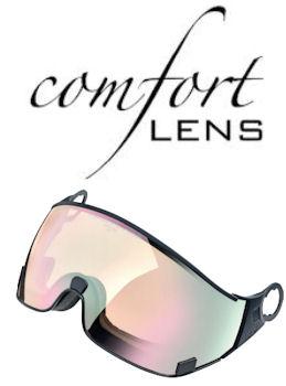 cp comfort lens - photochromatisch en polariserend skihelm vizier