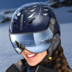 cuma swarovski ski helmet