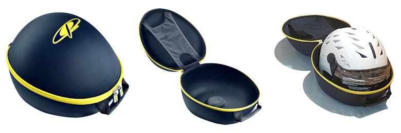 cp skihelm koffer - skihelm tas - skihelm tasche - helmtasche visierhelm open70003