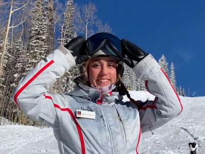 cp skihelm met vizier test door 2 ski leraren getest in aspen