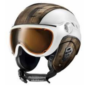 slokker bakka special wood white - nieuwe slokker helm