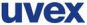 uvex Skihelm mit visier logo