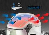 37816_cp cuma skihelm met vizier - skihelm mit visier - ski helmet visor - best klima