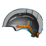 uvex skihelm maat - 3D IAS systeem