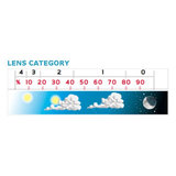 50876 - lens categorie - visor visier vizier