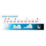 50877 - lens categorie - visor visier vizier