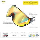 CP 07 DL Vario Lens MC Mirrorr Visor Camurai en Cuma S2-S3