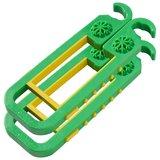 skibat groen geel