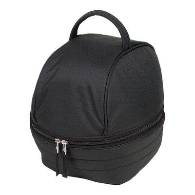 skihelm tas zwart ook voor je skibril - voor bescherming skihelm & skibril tegen krassen!