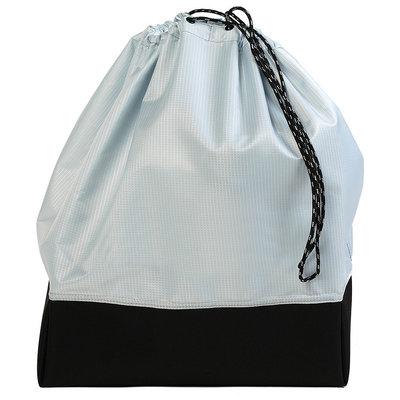 skihelm tas zilver zwart ook voor je skibril - beschermt skihelm & skibril tegen krassen!