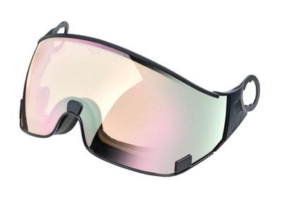 CP 29 Skihelm Vizier Meekleurend & Polariserend Los - Cat. 1-2 (☁/❄) dl vario brown pol water pink mirror