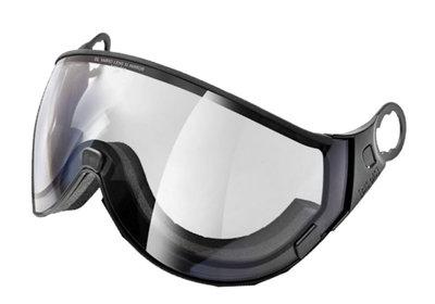 CP 13 Skihelm Vizier Meekleurend Los - Cat. 1-2 (☁/❄/☀) - DL Vario Silver Lens Mirror