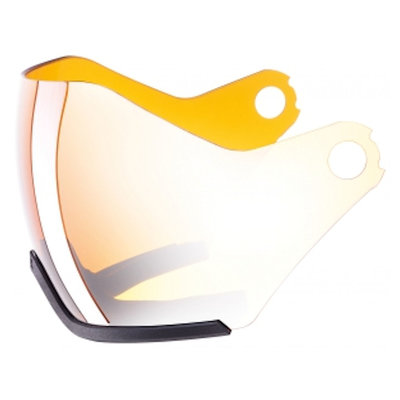 Uvex Skihelm Vizier los - Voor HLMT 600 - Visor litemirror silver-lasergold Cat. 2 (☁/☀)