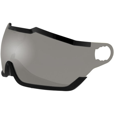 Bollé Might skihelm vizier meekleurend los - Cat. 1-2 (☁/❄/☀) Grey Silver