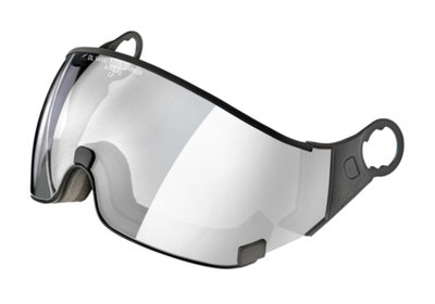 CP 23 Skihelm Vizier Meekleurend Los - Cat. 1-2 (☁/❄/☀) - DL Vario Silver Lens Mirror