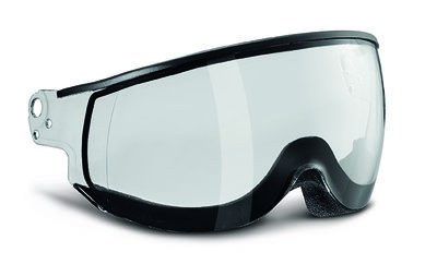 Vizier Skihelm transparent (cat.0) - piuma - voor kask class skihelm