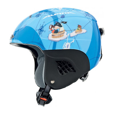 Skihelm Skihelm Alpina carat flash  - pirat