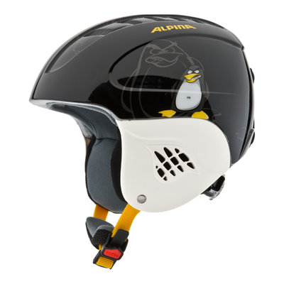 Skihelm Skihelm Alpina carat  - Zwart pinguiマn