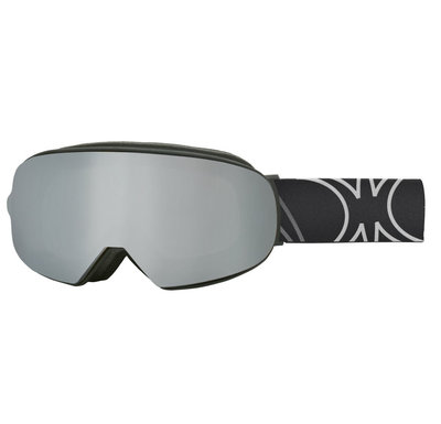 Skibril Slokker  sp1  - met extra lens - black - photochromic polarized cat. 1-3 - (☁/☀/❄)