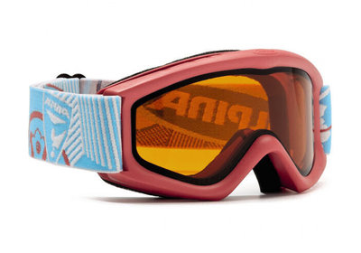 Skibril Alpina carat d  kinderen flamingo-dlh s1  (☁/☀)