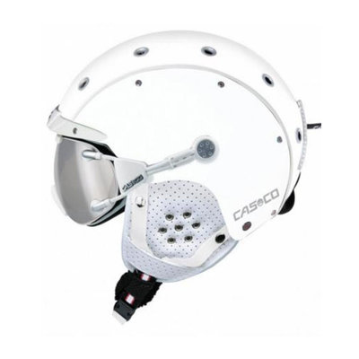 Skihelm  Casco sp-3 airwolf  - Wit - voor dames & heren