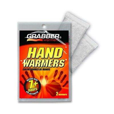 handwarmers grabber  - tot wel 7 uur warm - ook in handschoenen