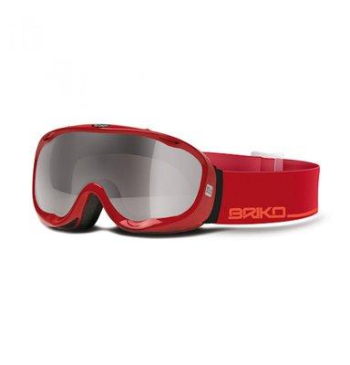 Skibril Briko 10.0 movee  m Rood