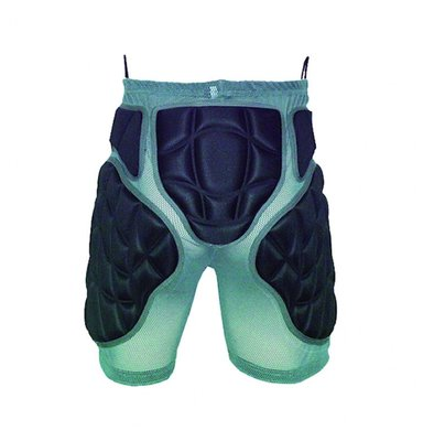Staz Thermo Protector Padded Short Heren L Zwart