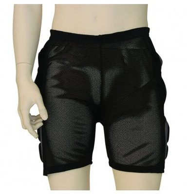 Staz Protector Padded Thermo Short Heren Zwart