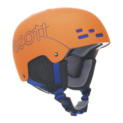 Scott Scream Snowboardhelm Marigold Mat