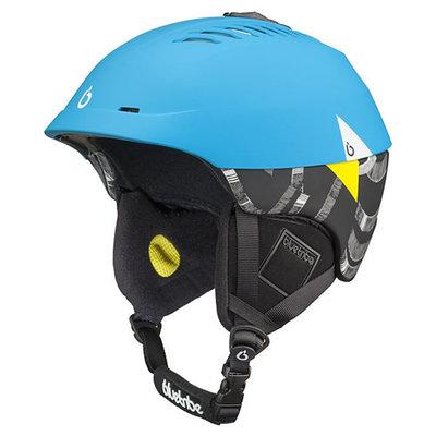 Bluetribe Hybrid Skihelm Extra Veilig Blauw