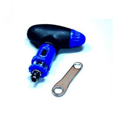 Staz Kleine Tool Blauw Zwart