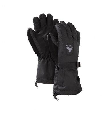 Burton Youth Gore-Tex Handschoenen Trouw Zwart