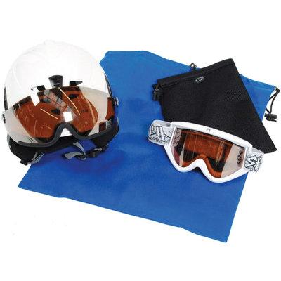 skihelm tas en skibril bescherm tasje