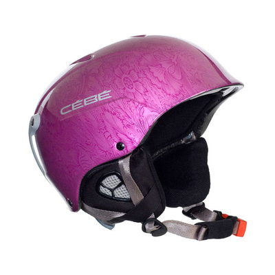 Cébé Contest Purple Skihelm