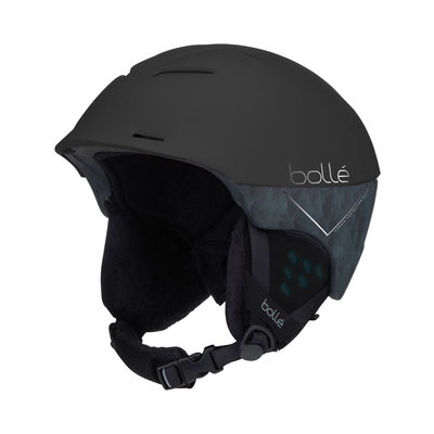 Skihelm Bollé Synergy Matte Black Forest