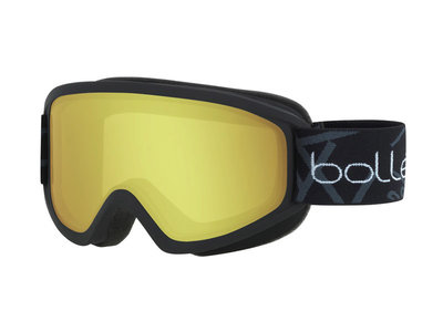 Bollé Goggle Freeze Matte Black Lemon ☁/❄