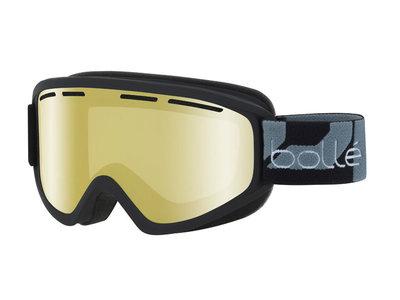 Bollé Goggle Schuss Matte Black Lemon Gun ☁/❄