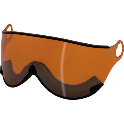 Mango Skihelm Vizier orange mirror (☁/☀) - voor Mango cusna & quota & alpina jump