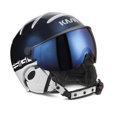 KASK CLASS SPORT SKIHELM - NAVY - Photochromic ☀/☁