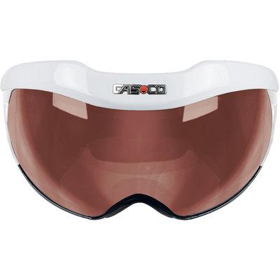 Snowmask 6 Vautron  - wit - SP-6 Helmets