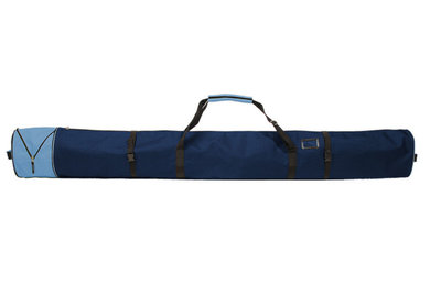 Skitas Corvara Vario - blauw - Voor 1 paar ski's met stokken