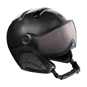 Skihelm met Vizier Kask Chrome Photochromic - Smoke Pink Photochromic