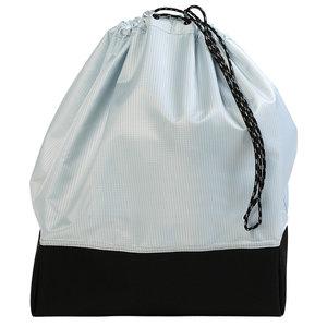 bootbag-easy-silver-skischoenen tas-skihelmtas