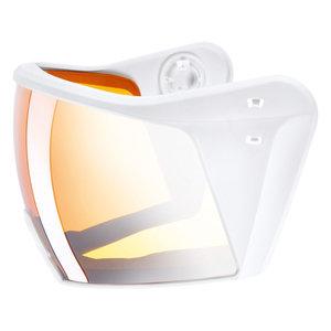 UA568237-0002 uvex skihelm vizier los HLMT 700 litemirror silver ersatz visier exchange visor