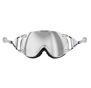 casco Skibril FX-70 carbonic chrome zilver magnet Link kopen online bij topsnowshop 5073